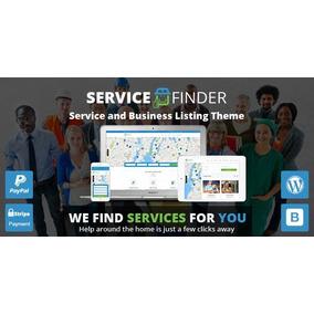 Script Guia Comercial Service Finder - Wordpress (traduzido)