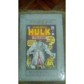 Biblioteca Histórica Marvel: O Incrível Hulk Vol. 01