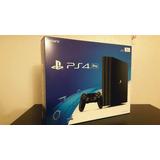 Playstation 4 Pro 1tb Sellado En Caja + Envio Gratis