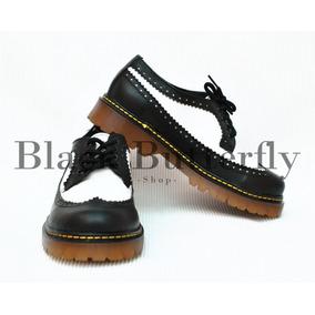 Zapato Choclo Boston Moda Pastelgoth Nugoth Rockabilly cf4924785e4