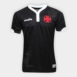 Nova Camisa Vasco Preta 2018 Super Promoção 863467e3a5999