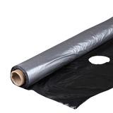Plastico Acolchado Plata/negro 1.20 X 915 Cal,90