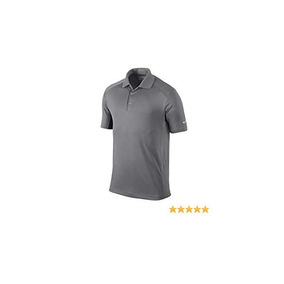 f568ecd3f7 Camiseta Polo Nike Golf Dry-fit Cinza Claro - 818050-093