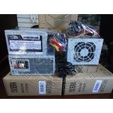 Fuente Poder Micro/atx 650w 34amp / Atx 650w 34amp Pc Normal