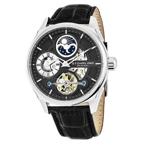 Reloj Hombre 571.33151 Correa Piel Cocodrilo Stuhrling