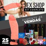Kit Sexshop 25 Aumenta Penis Capa Peniana Kid Bengala Cb1