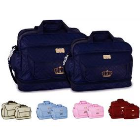 a34d92e17 Bolsa Maternidade Azul Marinho - Bolsas e Mochilas no Mercado Livre ...