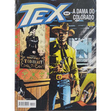 Hq Tex 444 Ed Mythos: Dama Do Colorado / 116pg 2006 (a) E02