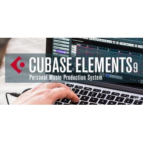 Cubase Elements 9.0.1