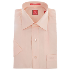 Camisa Vestir Oscar De La Renta Caballero Manga Corta 1027su 73f48b69f3062