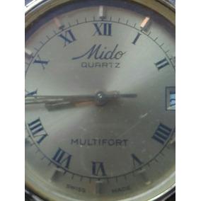 Relógio Mido Quartz Multifort Feminino (32a)