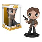 Funko Wars Solo - Han Solo Bobble Head Nuevo Liquidacion Usa