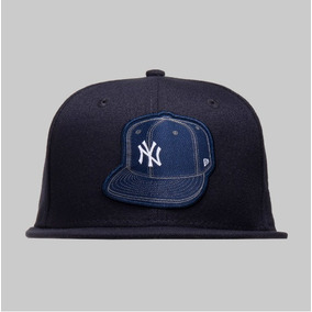 Gorra New Era Yankees New York Roja Estilo Fred Durst en Mercado ... 04db11f9531