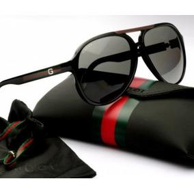 Oculos Gucci Usado - Óculos De Sol Gucci, Usado no Mercado Livre Brasil 3a87a7ccf1