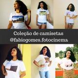 Coleção De Camisetas Fabio Gomes Foto & Cinema