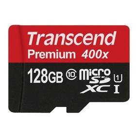 Original Transcend Micro Sd 64gb 32gb 16gb 400x Tf Memory C