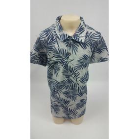 Camisa Infantil Ogochi Menino Florida Malha 031b4744c3f3e