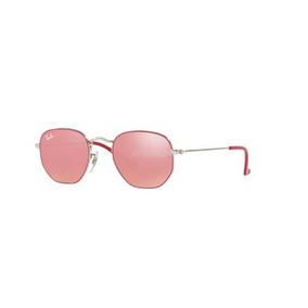Oculos Ray Ban Infantil Rosa - Óculos no Mercado Livre Brasil b37ce6920f
