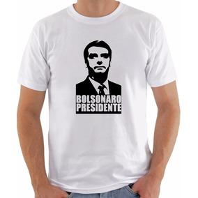 Camisa Bolsonaro Presidente
