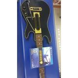 Pack De Guitar Hero Live Ps4 Usado+ Juego - Mundoplaystation