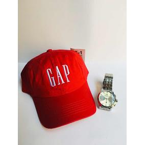 Reloj Nivada, Gorra Gap Roja