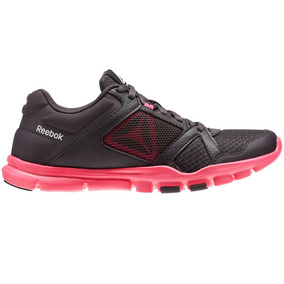 Tenis Atleticos Yourflex Trainette Mujer Reebok Full Cn1644