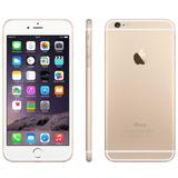 Iphone 6 Plus 16gb Novo Lacrado 03 Meses Garantia Vendedor