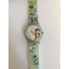 a0ff9e58477 Relogio Swatch Infantil De Abelha - Relógios De Pulso no Mercado ...