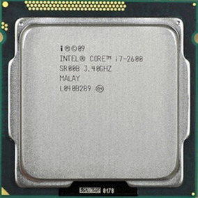 Procesador Intel Core I7 2600 3.40ghz
