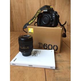 Nikon D600 + Nikon 24-85mm