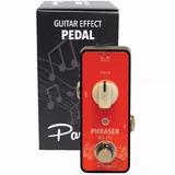 Pedal De Efecto Phaser T/ Mooer Para Guitarra Bajo Garantia
