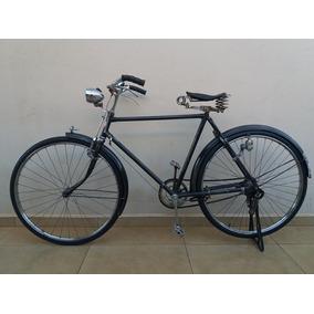 Rarissima Bicicleta Antiga Avon Original Aro 28