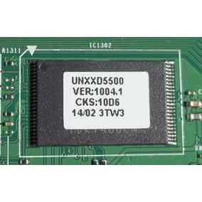 Memoria Nand Un32d5500 Un40d5500 Un46d5500 Frete Grátis Cr