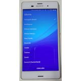 Smartphone Sony Xperia Z3 D6643 Tv Tela 5.2 16gb Vitrine