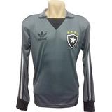 Camisa Retro Do Botafogo Anos - Camisa Botafogo Masculina no Mercado ... a94cdd6d0766e