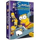 Box Original : Os Simpsons - 7ª Temporada - 4 Dvd
