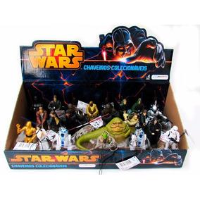 Boneco Chaveiro Star Wars - Multikids 10 Personagens