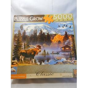 Quebra Cabeça - Paisagem Canadense - Grow - 5000 Pçs