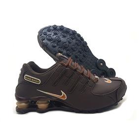 Tênis Nike Shox Nz 4 Molas Nz Importado Masculino Promoção