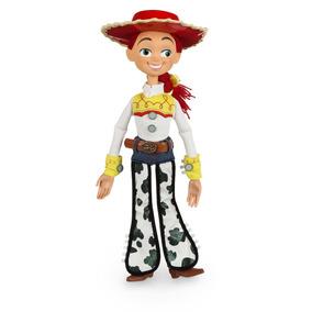 Muñeca Habla Vaquerita Jessie De Toy Story Disney Store d4f046f2d6d