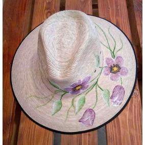 Hermosos Sombreros Pintados A Mano
