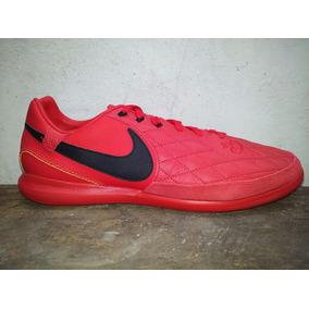 4caff72c2dd3c Botines Nike Botitas Futsal - Botines Nike Futsal para Adulto Rojo ...