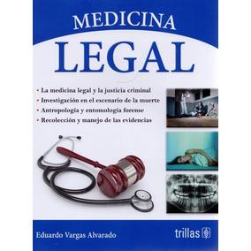 Medicina Legal / Vargas/ Libro Original-nuevo Envío Gratis!!
