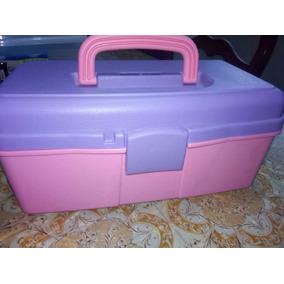 Caja Organizadora Para Manicurista/cosméticos 13