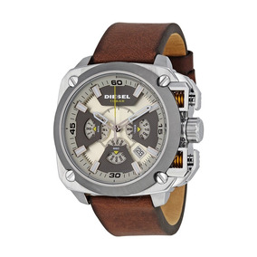 b27ab7ca3d93 Reloj Diesel Dz1512 Analogo Correa De Piel Wr100m - Reloj para ...