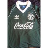 Camisa Retrô Cruzeiro Coca Cola Anos 80 - Futebol no Mercado Livre ... 6fd32a5e84ca7