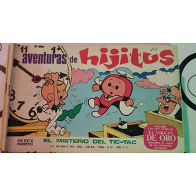 Aventuras De Hijitus Nros 101/2/4/5/6/7 115/7/8 126/9