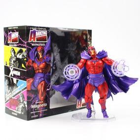 Figure Action Magneto Revoltech Amazing Yamaguchi Articulado