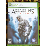 Assassin´s Creed Xbox 360