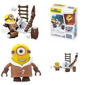 Mega Bloks Minions - Brinquedos e Hobbies no Mercado Livre Brasil 2288a015fa002